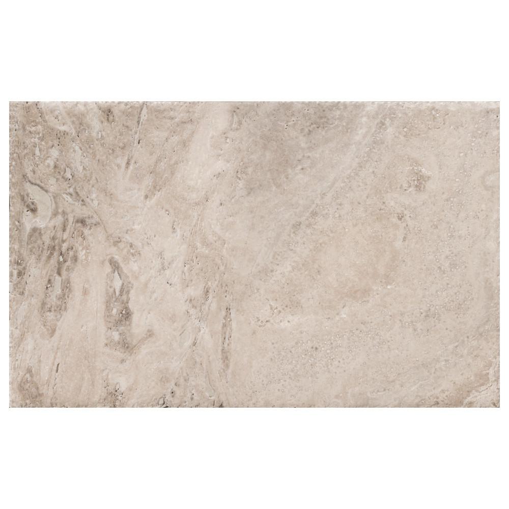 Trav Chiseled Philadelphia 15.98 in. x 24.02 in. Travertine Floor and Wall Tile (2.67 sq. ft.)