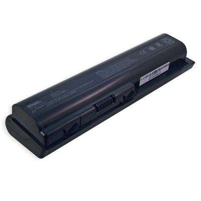 12-Cell 8800mAh Lithium-Ion Laptop Battery for HP G50, G60, G70, HDX 16, X16-1000; Pavilion DV4, DV5