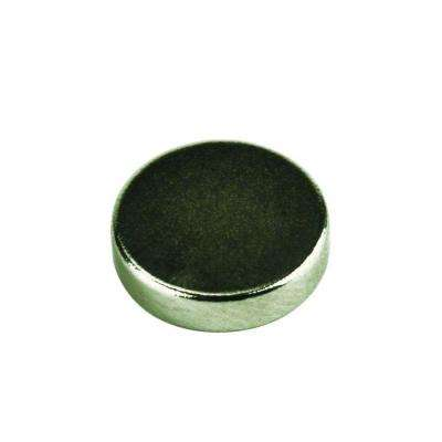 0.3 in. x 0.11 in. Neodymium Rare-Earth Magnet Discs (10 per Pack)