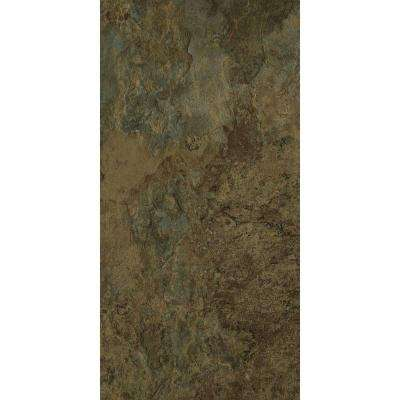 Allure 12 in. x 24 in. Harrison Slate Luxury Vinyl Tile Flooring (24 sq. ft. / case)
