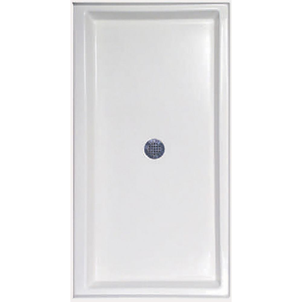 Hydro Systems 34 In X 60 In Single Threshold Shower Base