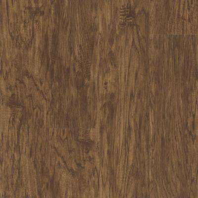 Take Home Sample - Jefferson Honey Resilient Vinyl Plank Flooring - 5 in. x 7 in.
