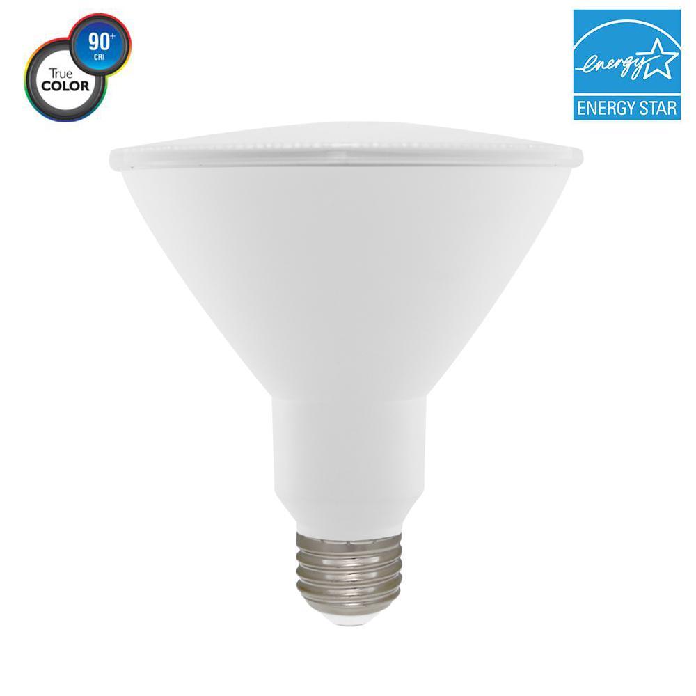 120W Equivalent PAR38 Dimmable LED Light Bulb, Bright White