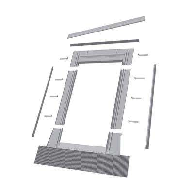 EH 32 in. x 46 in. Aluminum High Profile Flashing Kit