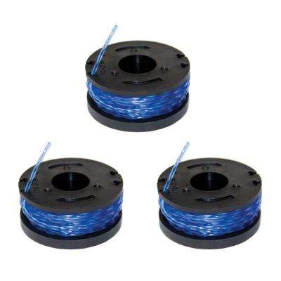 Replacement Spools for String Trimmer (3-Pack)