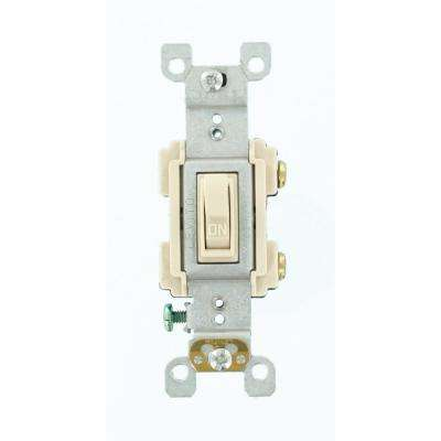 15 Amp Preferred Switch, Light Almond