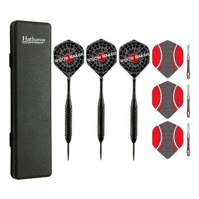 Widow Maker Steel Tip Darts (Set of 3)