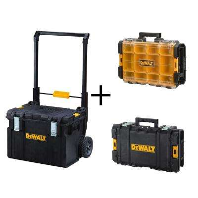 dewalt - portable tool boxes - tool storage - the home depot