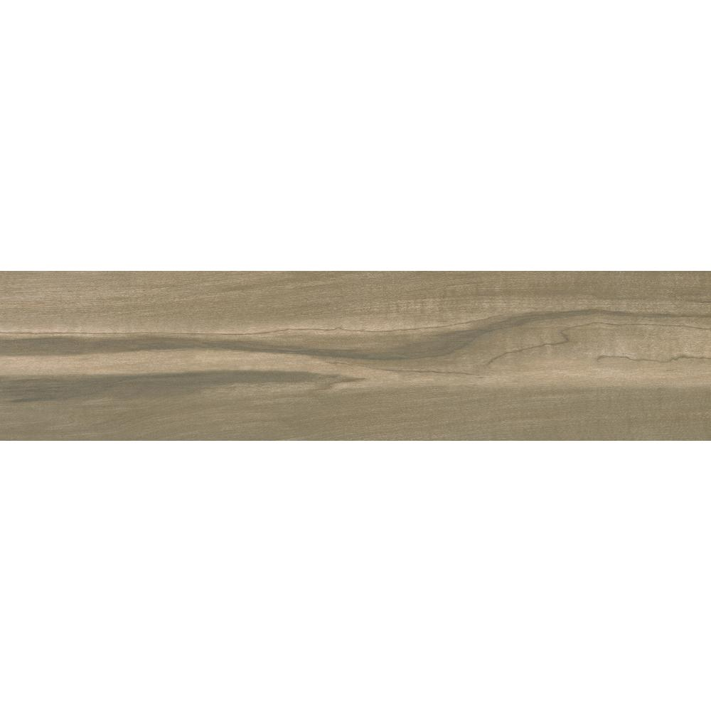 16x16 ceramic tile tile the home depot carolina timber saddle 6 in x 24 in glazed ceramic floor dailygadgetfo Gallery