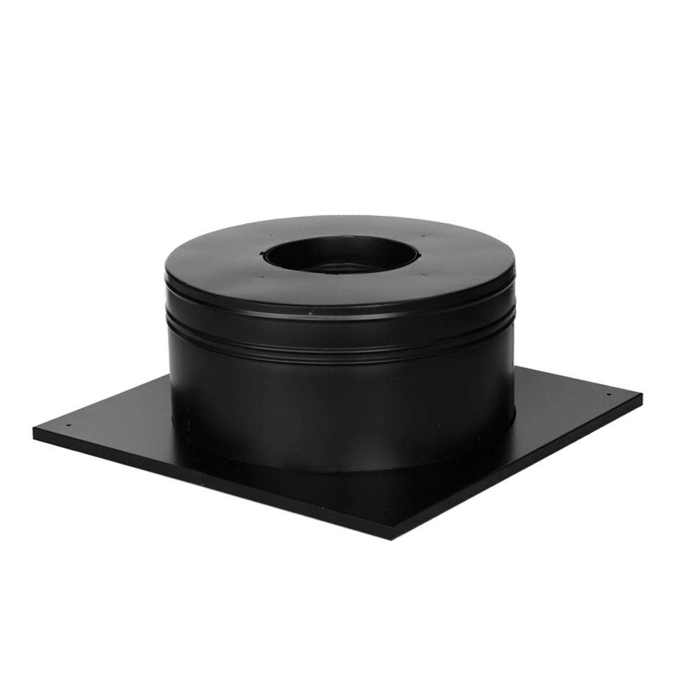 DuraVent DuraPlus 6 in. Round Ceiling Support Box-6DP-RCS - The Home ...