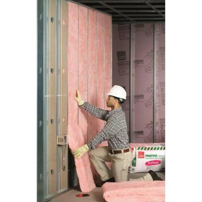 R-11 EcoTouch PINK Unfaced Fiberglass Sound Attenuation Insulation Batt 24 in. x 96 in. (8-Bags)