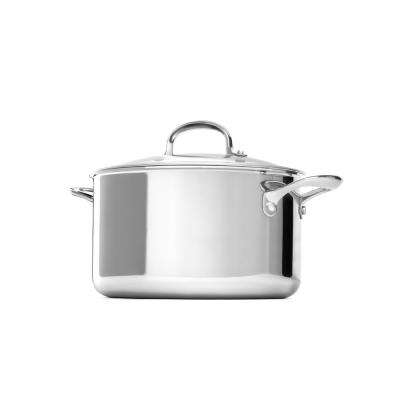 Good Grips Stainless Steel Pro 8 Qt. Stock Pot