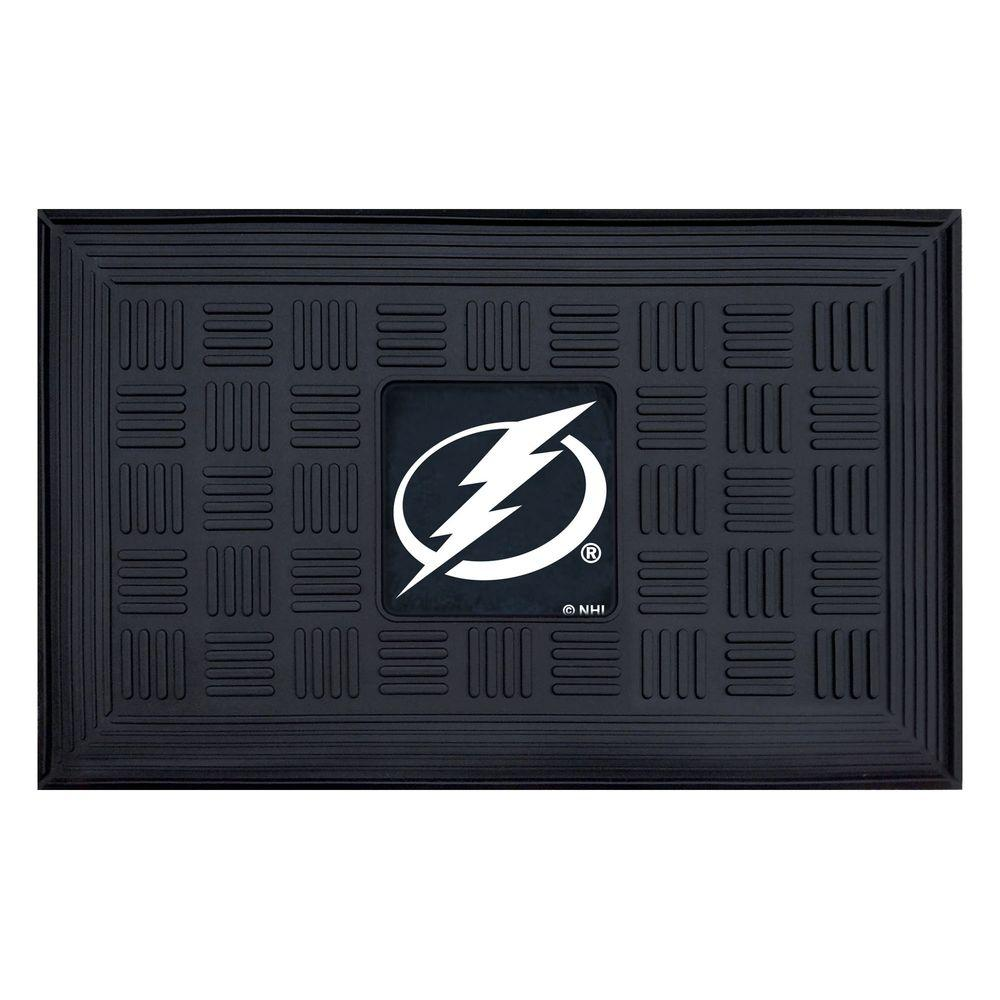 Fanmats Nhl Tampa Bay Lightning 1 Ft 7 In X 2 Ft 6 In