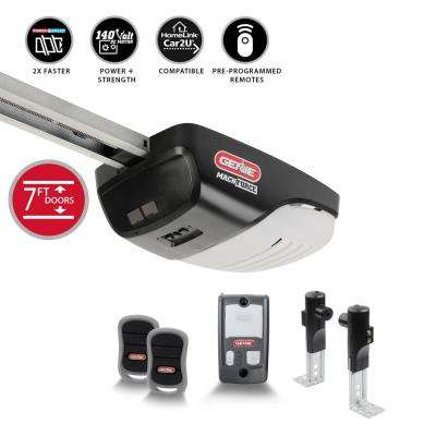 MachForce 2 HP Premium Screw Drive Garage Door Opener