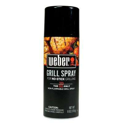 6 oz. Grill N Spray for No-Stick Grilling