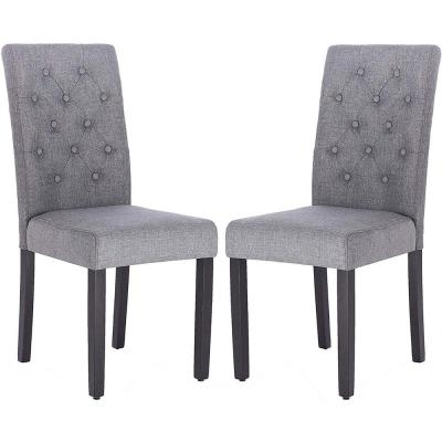 Tufted Parsons Chair Recently Added