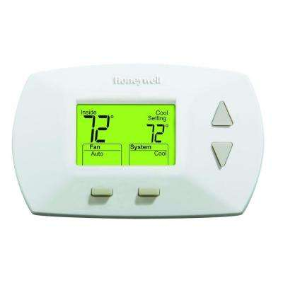 Deluxe Digital Non-Programmable Heat/Cool Thermostat