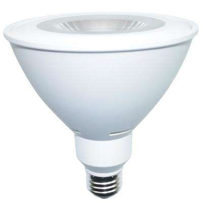 90W Equivalent Warm White PAR38 Dimmable LED Light Bulb