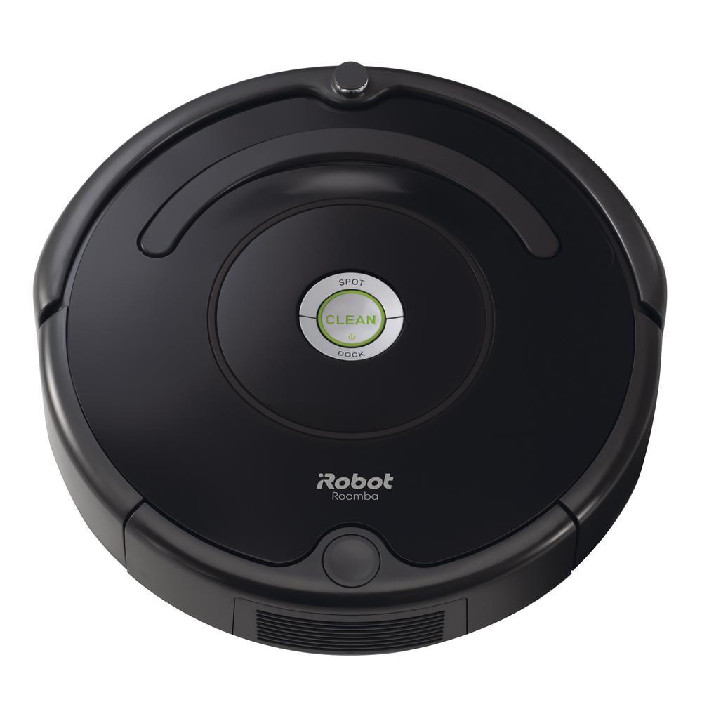 Irobot Roomba 614 Robot Vacuum R614020 The Home Depot