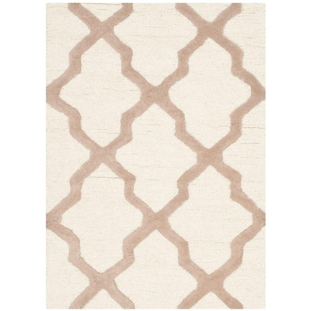 Cambridge Ivory/Beige 2 ft. x 3 ft. Area Rug