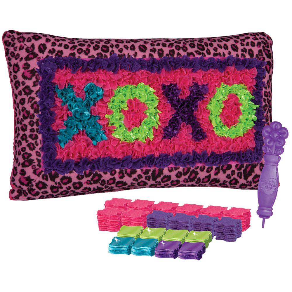 Orb Factory XOXO Pillow Kit70816 The Home Depot