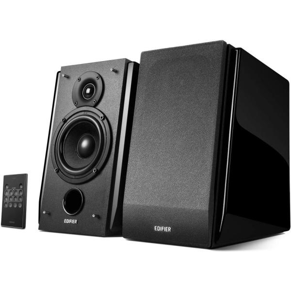 Powered Bookshelf Speakers