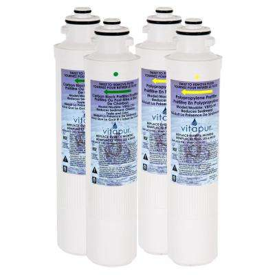 Under-sink Replacement Quick Connect Water Filter Kit Fits VFK-2Q
