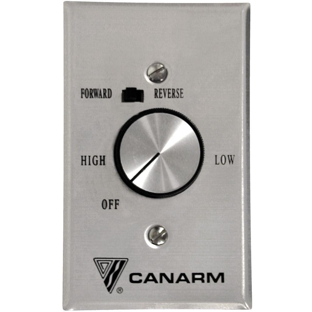 Industrial Fan Switch : Canarm industrial fan control for fans cnfrmc the