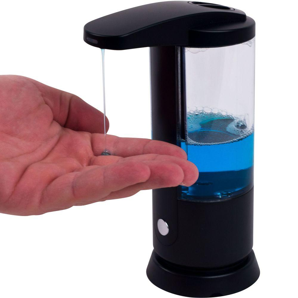 Trademark Home Touchless Automatic Liquid Soap Dispenser 80 ...