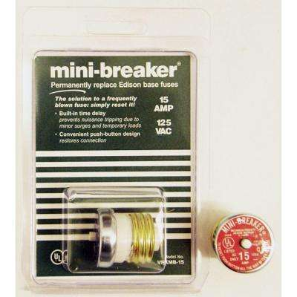 15-Amp Mini-Breaker