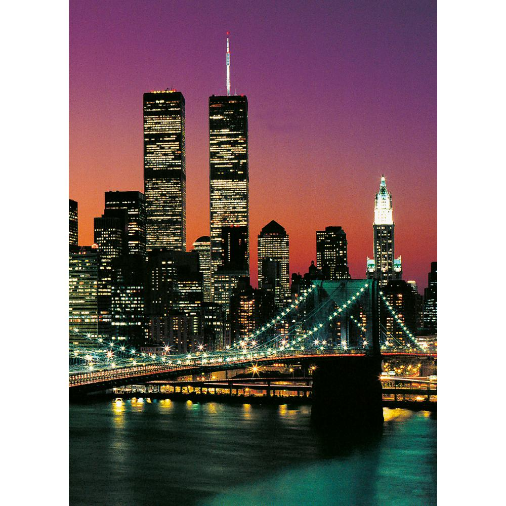 100 in. x 72 in. Manhattan Wall Mural