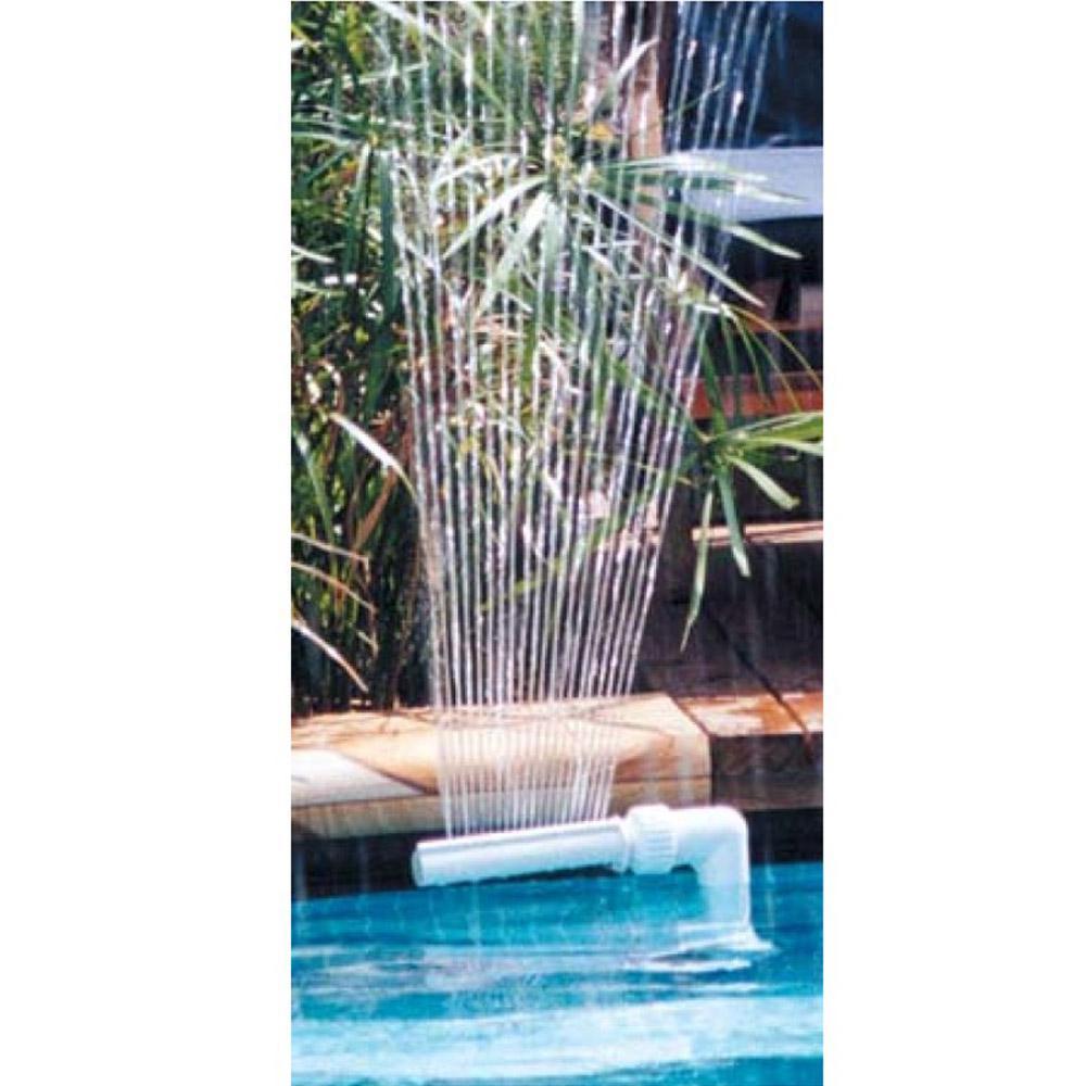 Swimming Pool Waterfall Fountain