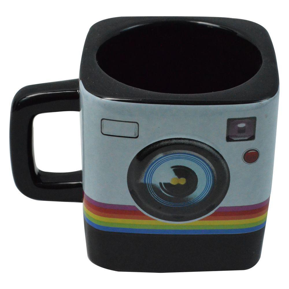 9 oz. Camera Printing Mug