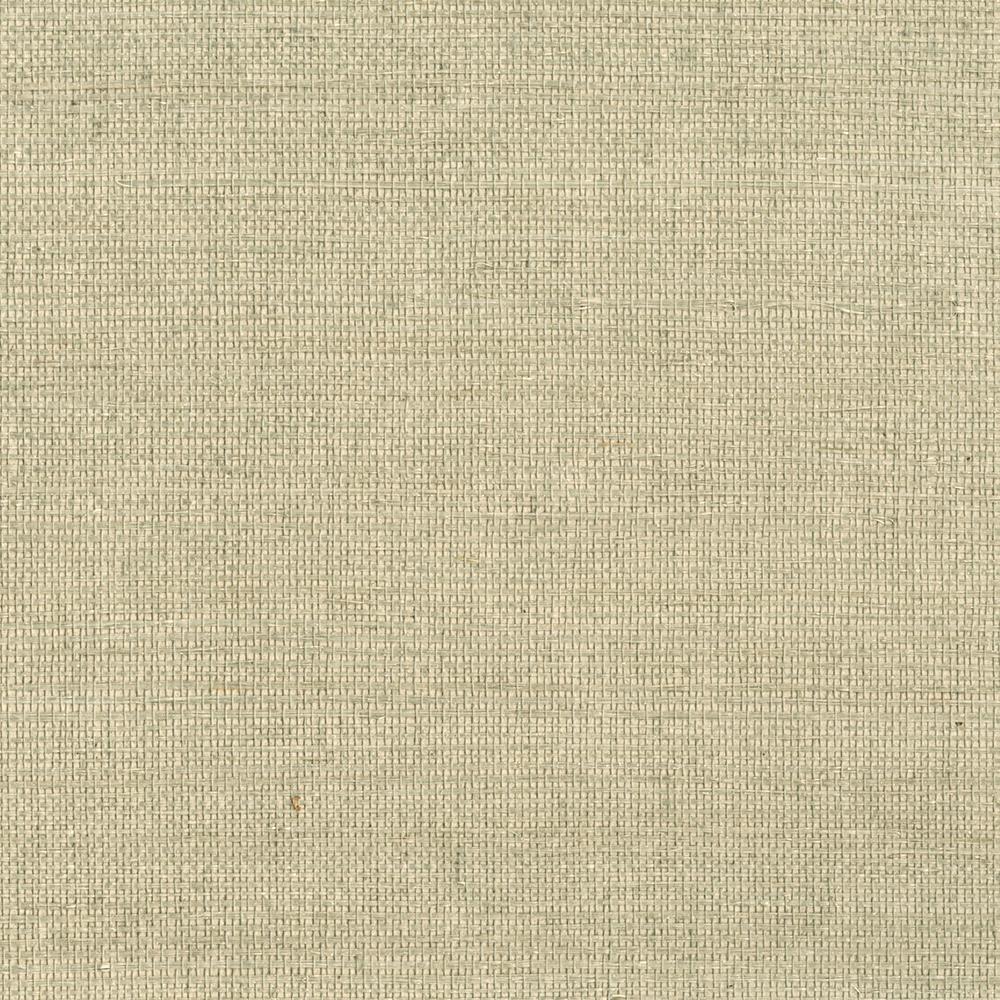 Onko Sage Grasscloth Wallpaper Sample