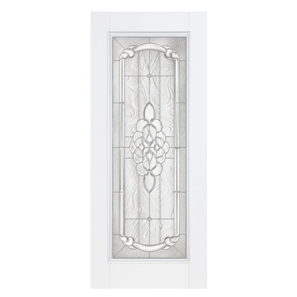 Masonite 36 in x 80 in oakville full lite right hand 36 x 80 outswing exterior door
