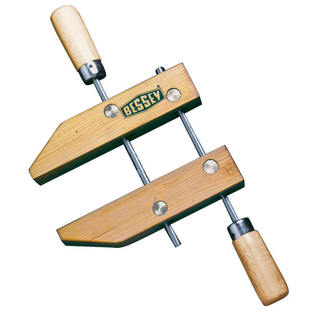12 in. Parallel Wood Hand Screw