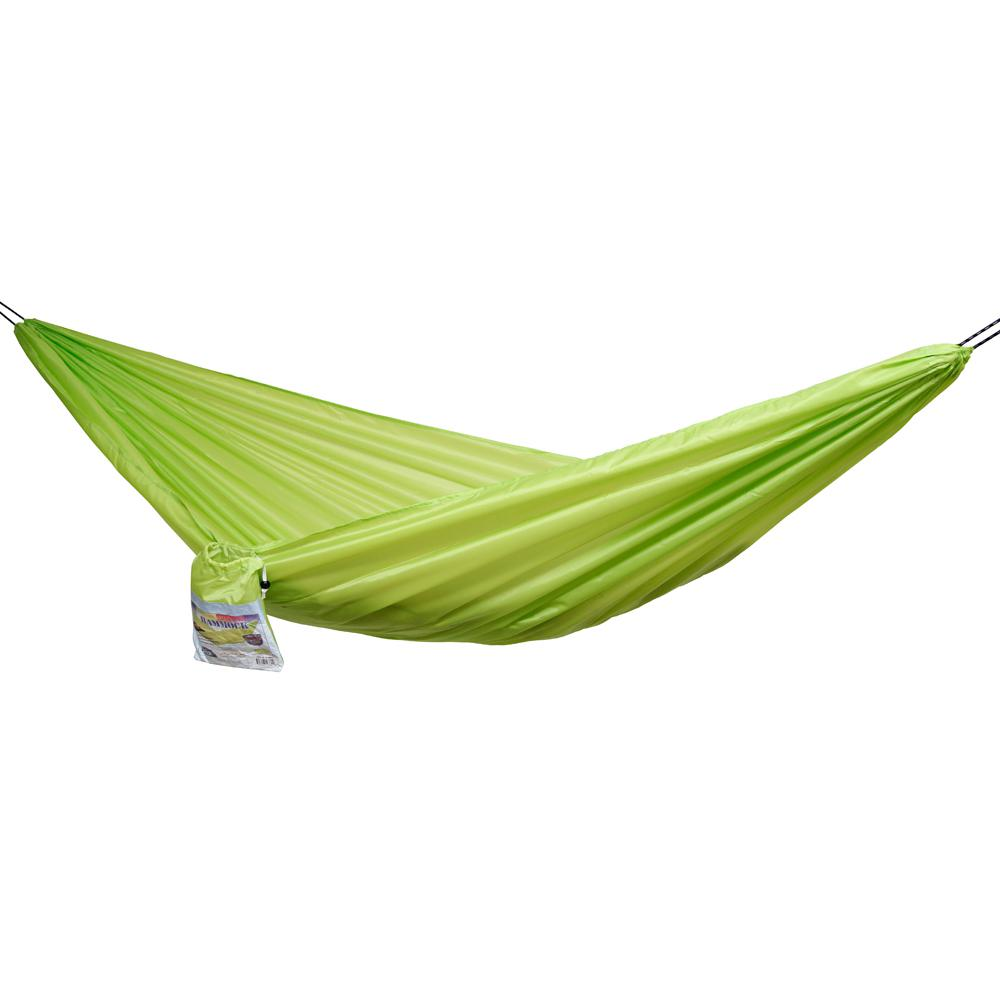 lightweight parachute polyester hammock blue sky hammocks mosquito   hammock with free tree straps      rh   homedepot