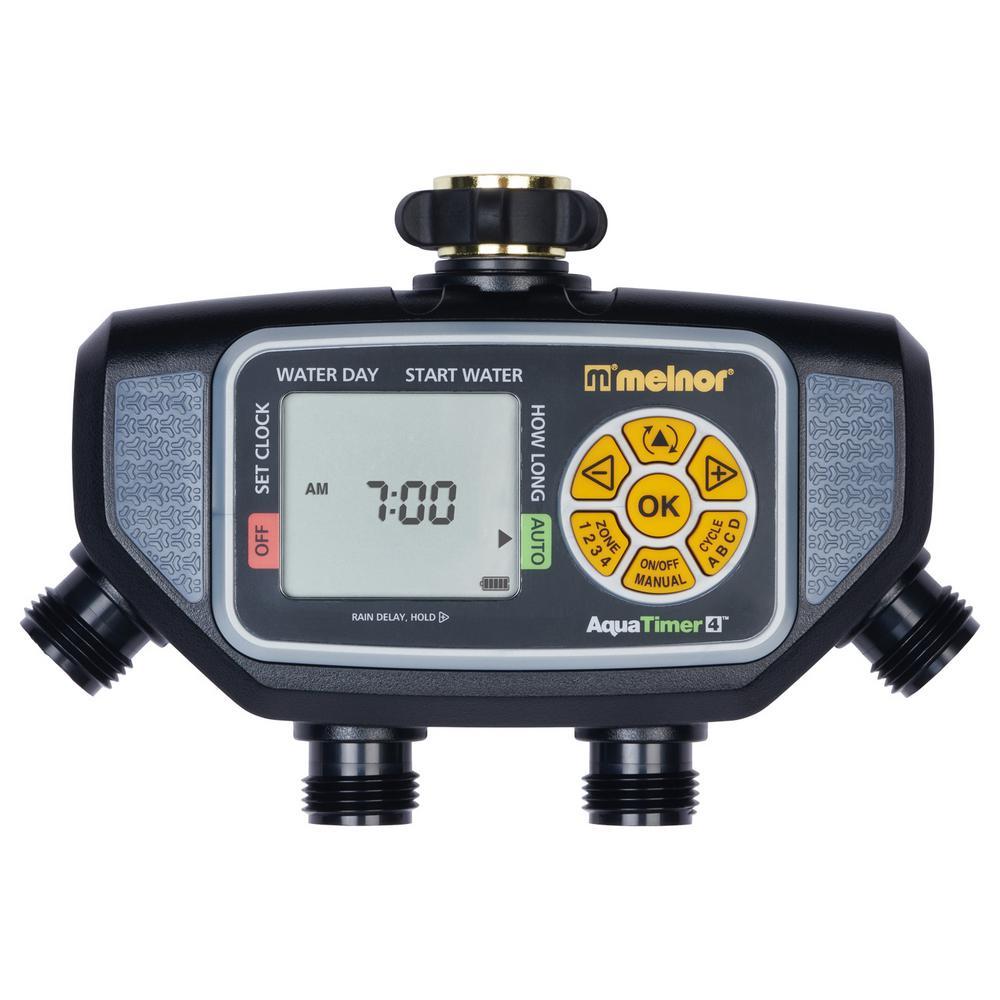 Melnor 4-Zone Water Timer