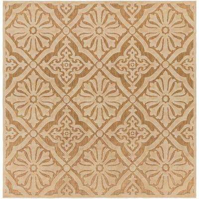 Trellis - Square - Outdoor Rugs - Rugs - The Home Depot