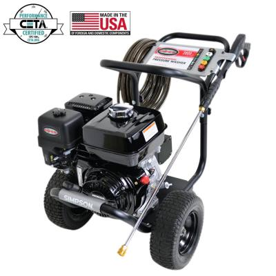 SIMPSON PowerShot PS3835 3800 PSI at 3.5 GPM HONDA GX270 Cold Water Pressure Washer