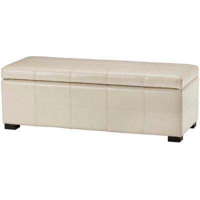 Lily Flat Cream Bench