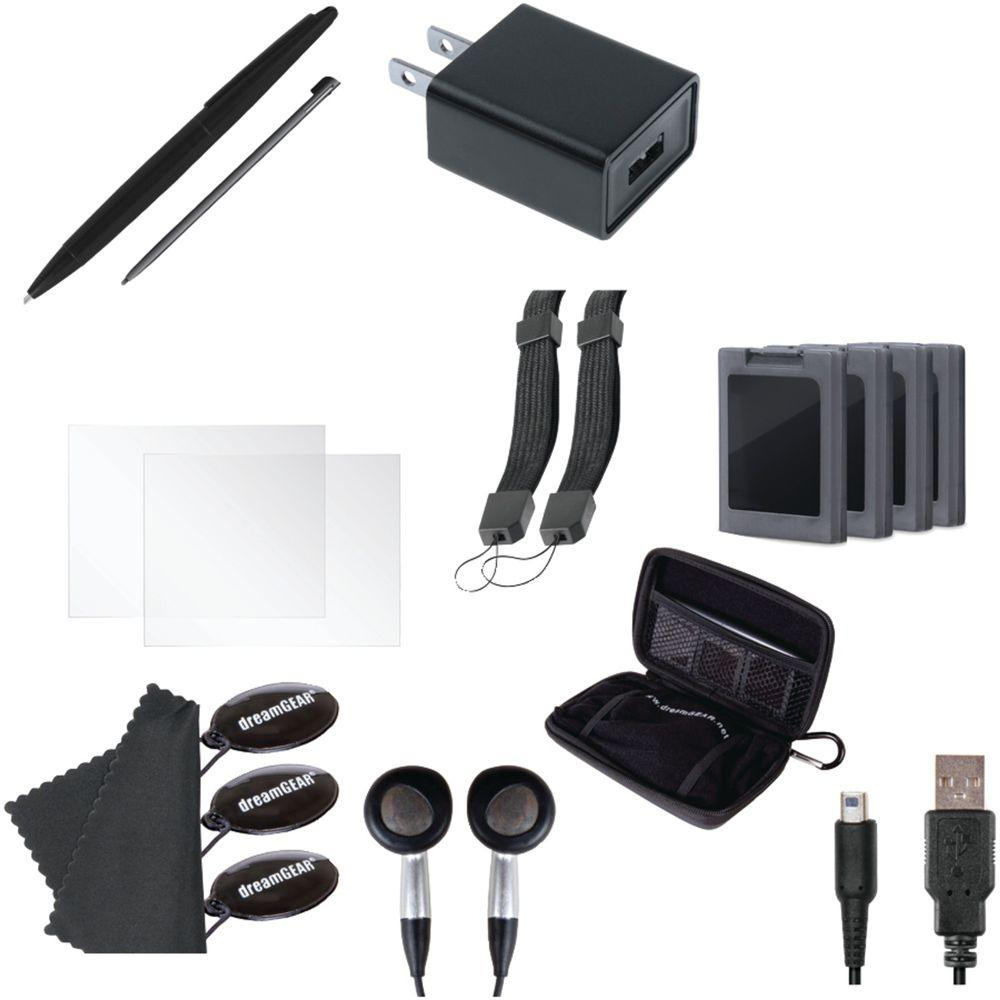 Nintendo 3DS XL 20-in-1 Essentials Kit
