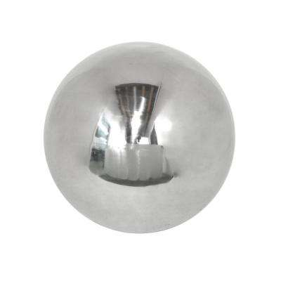 18 in. Silver Stainless Steel ORB