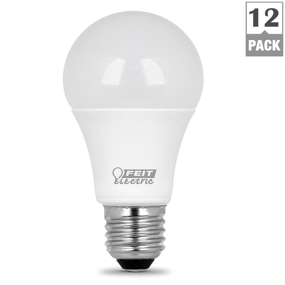 cree connected 60w equivalent daylight a19 dimmable led. Black Bedroom Furniture Sets. Home Design Ideas