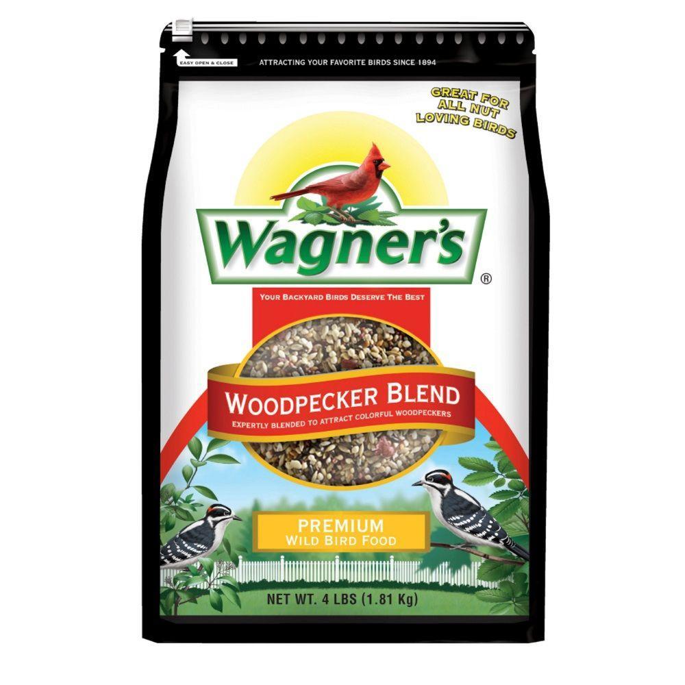 4 lb. Woodpecker Blend