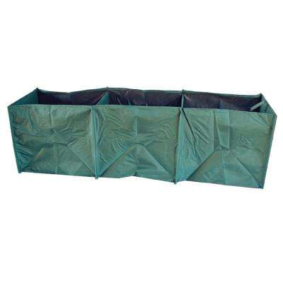 Car Trunk Organizer with 3-Compartments