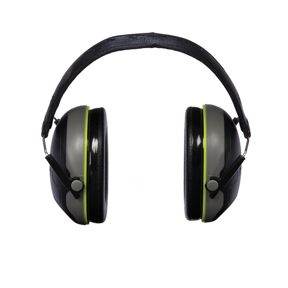 3M Peltor Sport Shotgunner II Black-Gray Low-Profile Hearing Protectors (Case of 6) by 3M