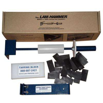 Standard Laminate and Interlocking Floor Installation Tool Kit