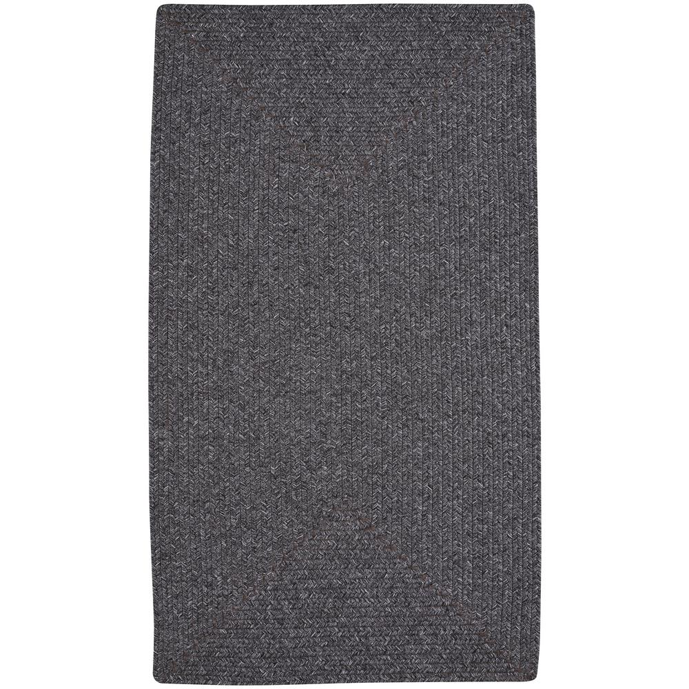 Capel Candor Concentric Grey 3 ft. x 5 ft. Area Rug Founded in 1917, family-owned Capel Rugs has changed with time, but the desire to provide quality area rugs has remained at the heart of the Capel tradition. Known for their variety of unique designs, Capel Rugs offer rugs in every conceivable construction and style. Durable and easy to care for, you can expect years of beauty and enjoyment from your Capel rug. Vacuum regularly and clean spills immediately by blotting with a cloth or sponge. Remove any grease spots with ordinary dry cleaning solvents. Professional or  in home  periodic cleanings using the power spray-extraction carpet cleaning method are recommended. Color: Grey.
