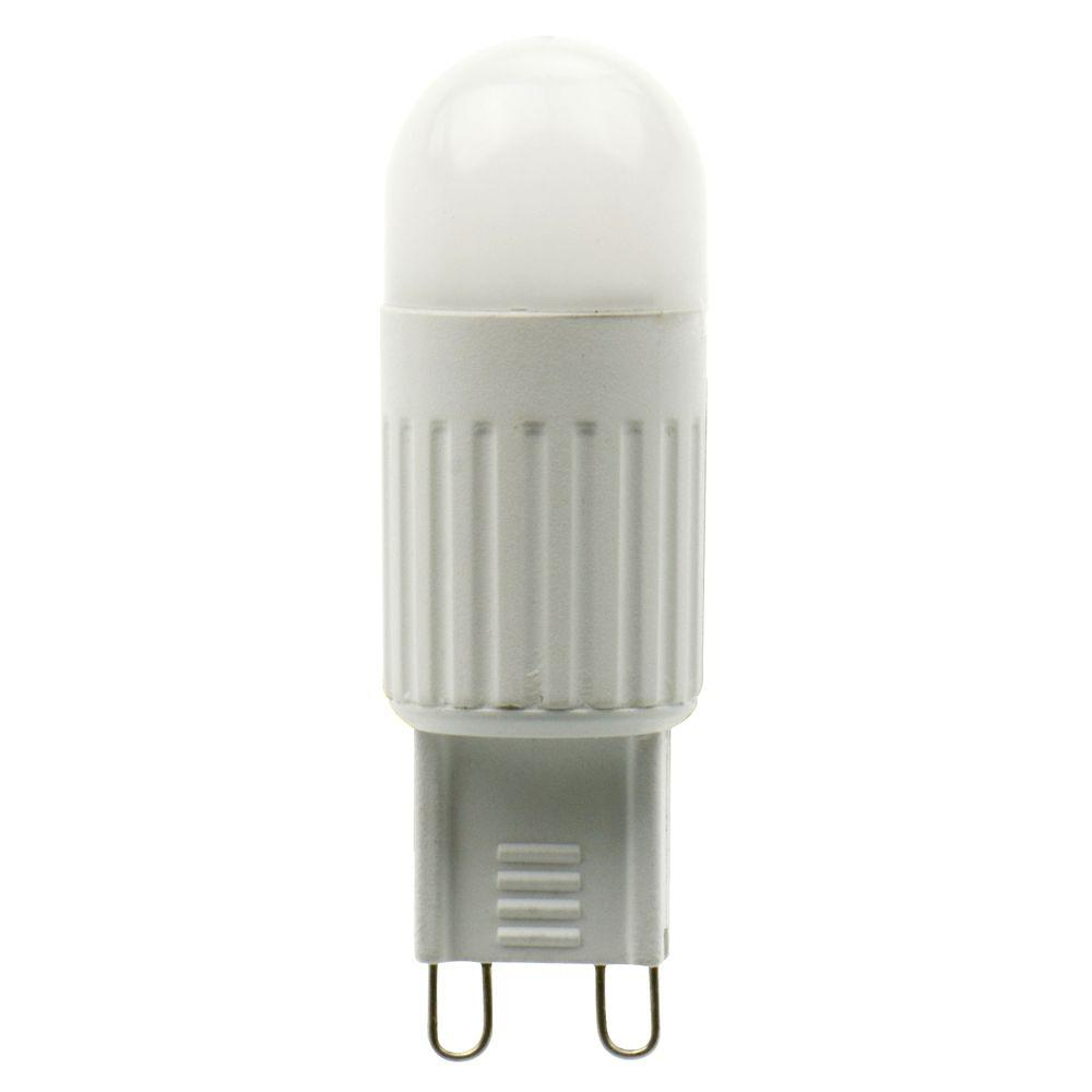 Diy Led Uplighting Rental Atlanta: Elegant Lighting 25W Equivalent Soft White G9 Dimmable LED
